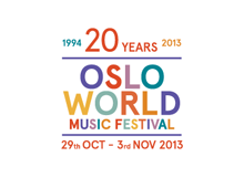 Oslo world misic festival 2013